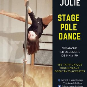 Stage Pole dance