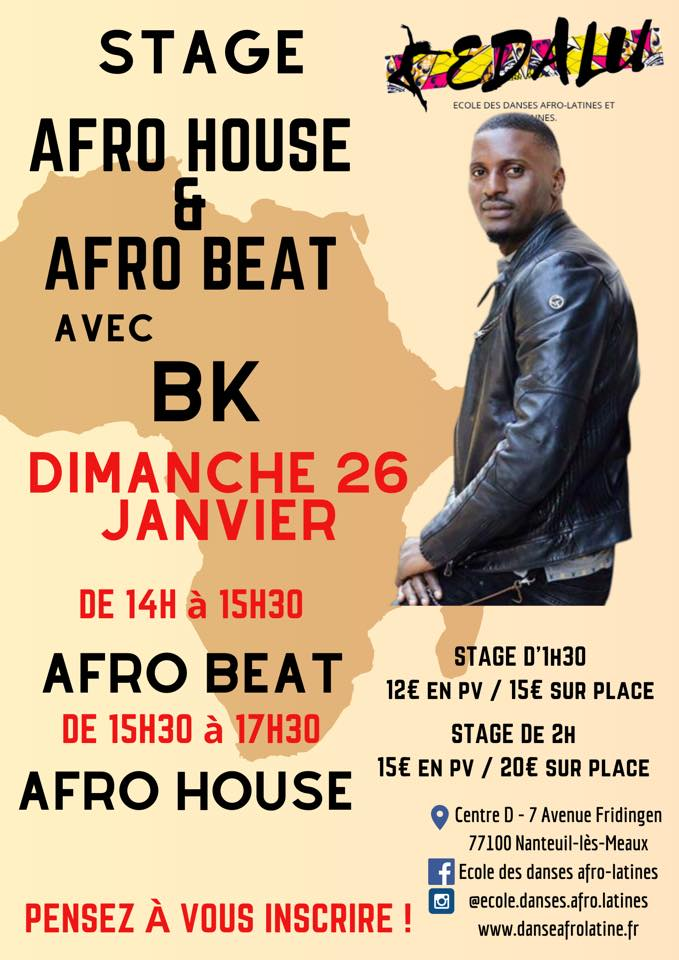 Stage Afro House & Beat