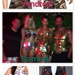 Dress code Festival de Meaux 2k19
