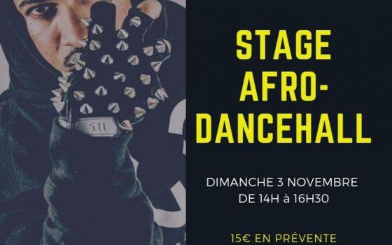 Stage Afro-Dancehall avec DJAM NEGUIN