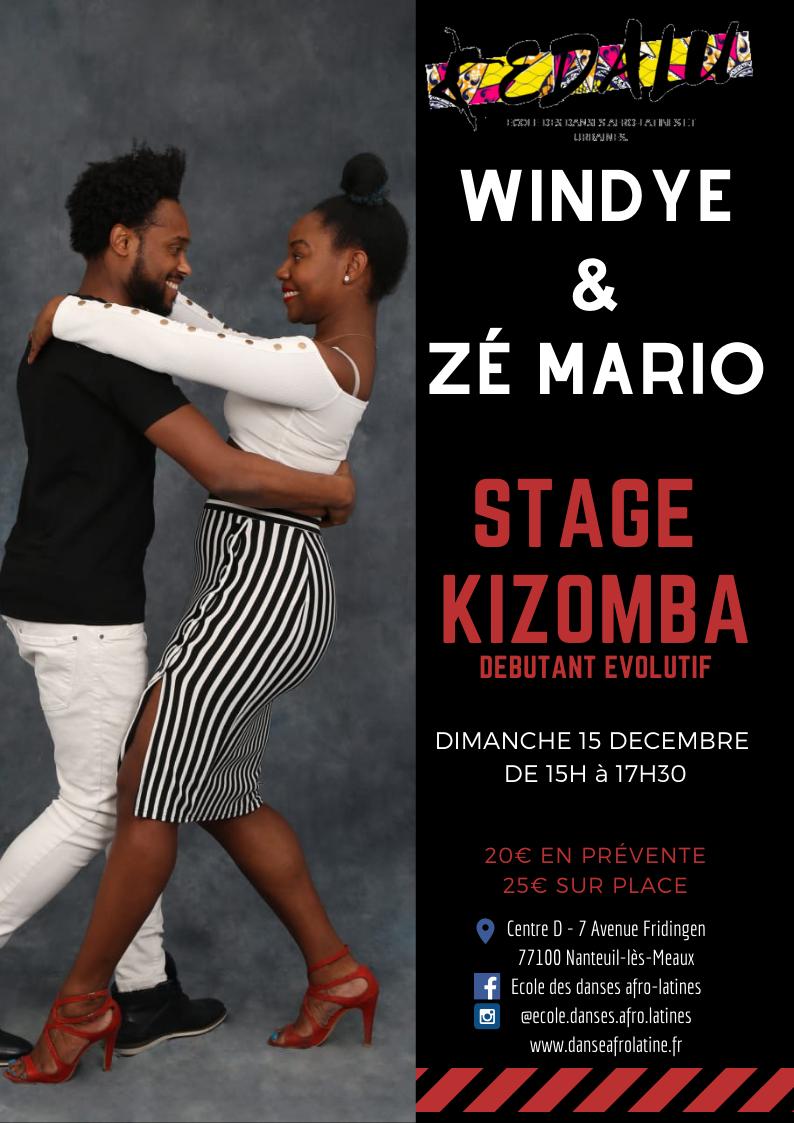 Stage Kizomba