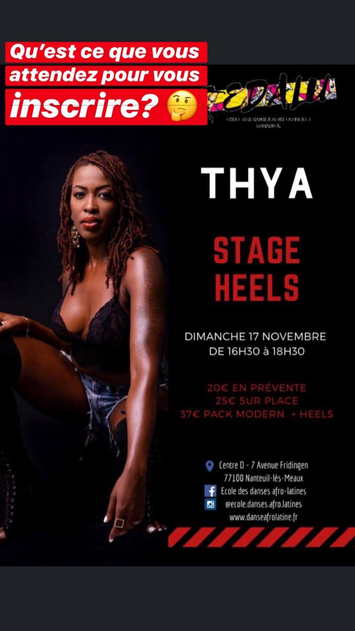 Stage Heels