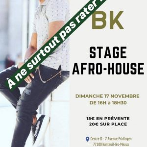 Stage Afro-House
